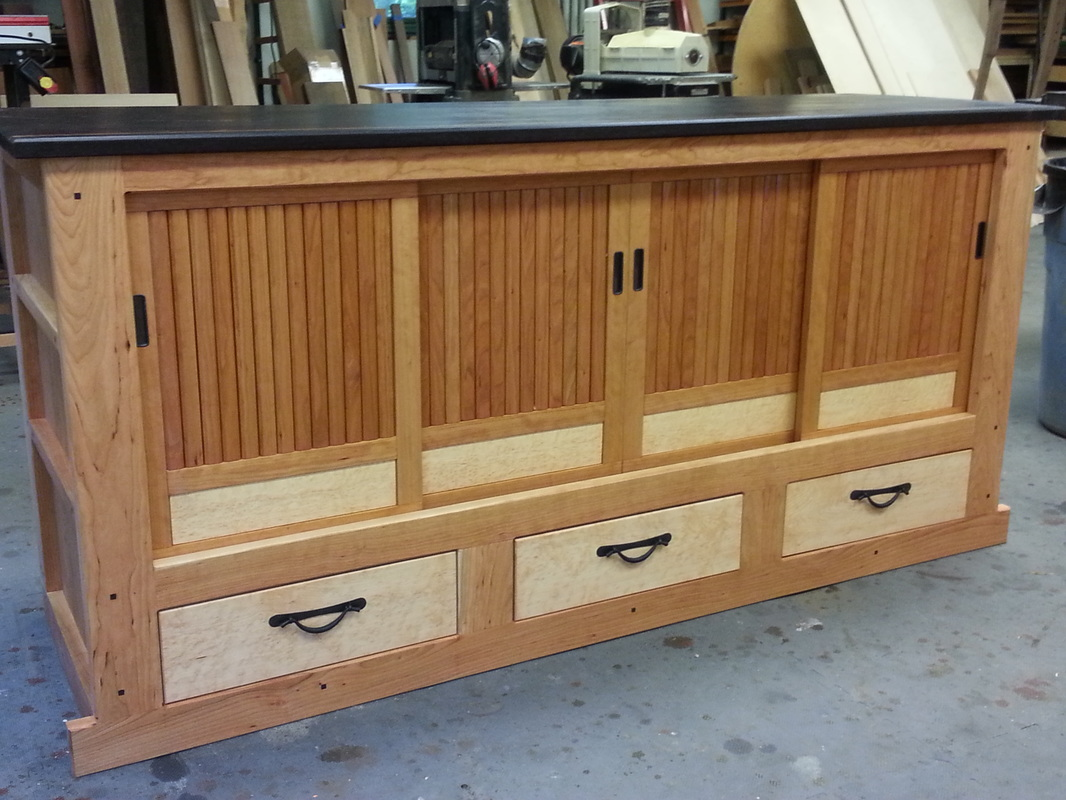 Scott Martin Custom Woodworking
